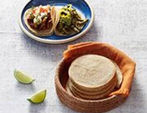 Nixtamal Tortilla 12.5 cm 1kg La Tortilleria (approx 59 tortillas)