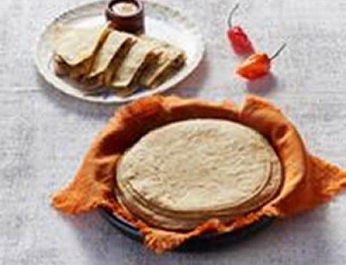 Nixtamal Tortilla 20 cm 1kg La Tortilleria (approx 24 tortillas)