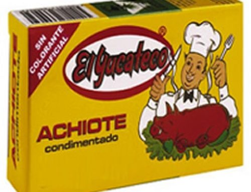 El Yucateco Achiote paste 1 kg