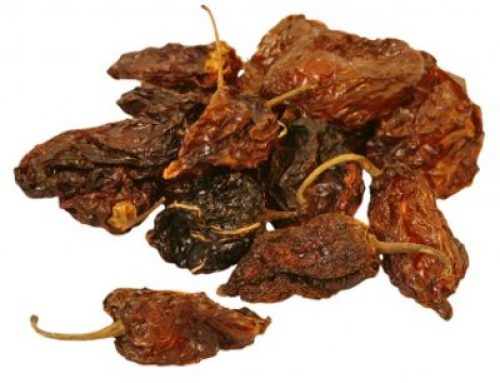 Dried Habanero Chillies 1kg and 4.5kg