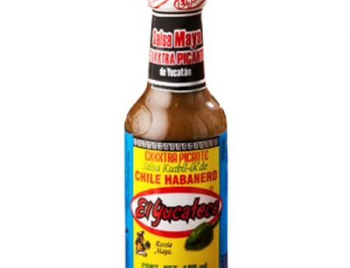 El Yucateco Kutbil-ik Extra Hot Habanero Sauce 120ml