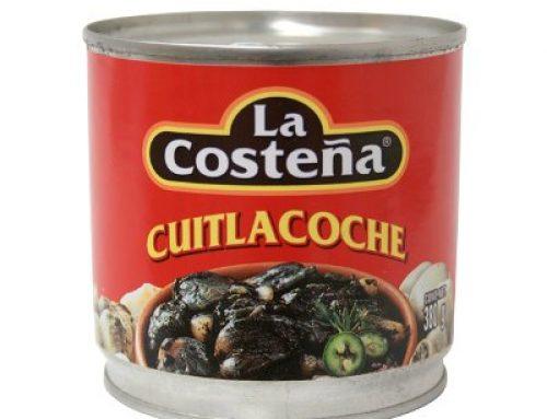 """Mexican Truffle """"Cuitlacoche"""" 380g La Costeña"""