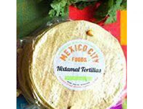Nixtamal Tortilla 5 inch Box with 12 packs (36 units each) Mexico City