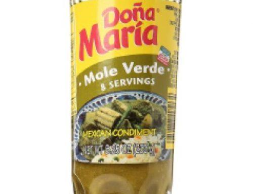 Dona Maria Green Mole Paste 233g