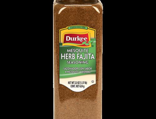 Herb mesquite Fajita seasoning 624g