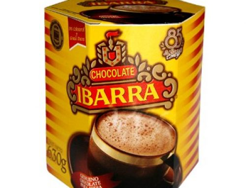 Mexican Chocolate Ibarra 540g