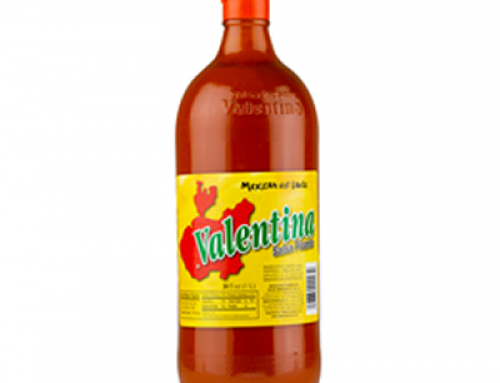 Valentina Hot Sauce 1l Yellow Label