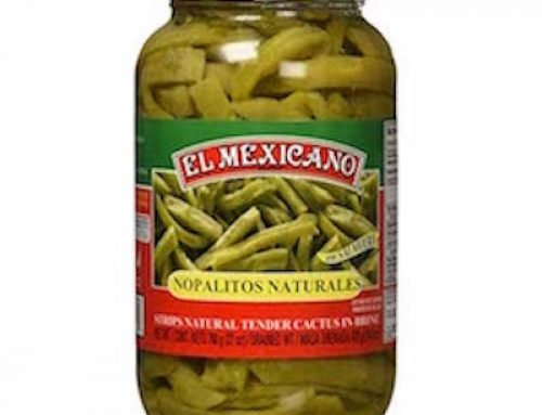 El MexicanoTender Cactus 760gr