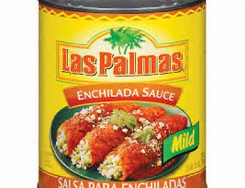 Las Palmas Red Enchilada Salsa 794g