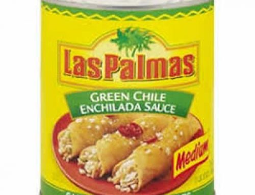 Las Palmas Green Enchilada Salsa 794g