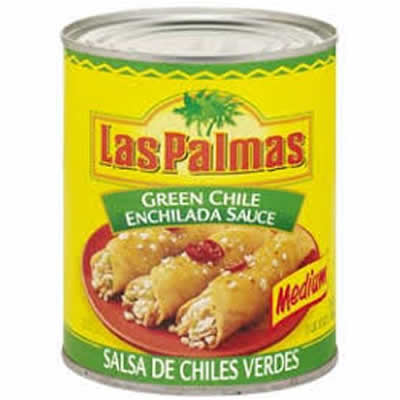 Green enchilada las palmas