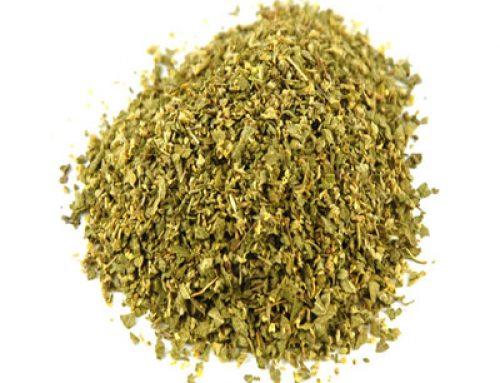 Dry Ground Mexican Oregano 1kg