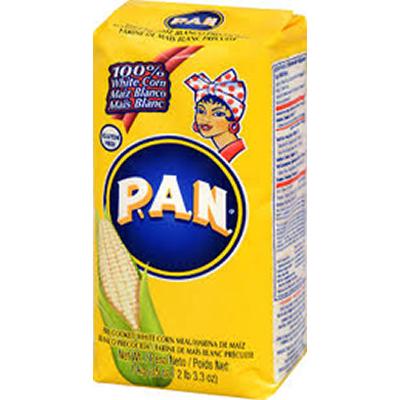 White arepa flour PAN