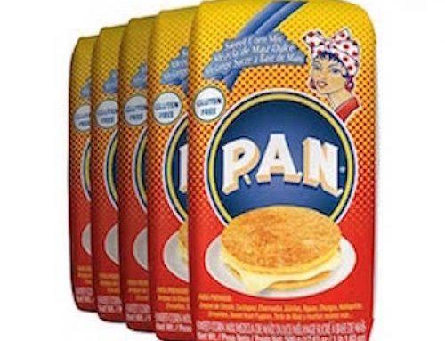 PAN Sweet Corn Mix Flour 500g for sweet corn bread, cachapas,etc