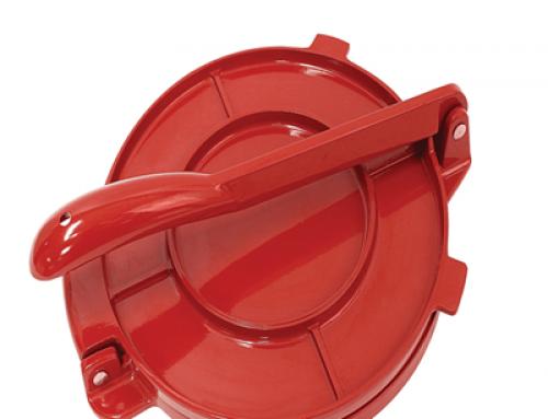Tortilla Press 19cm diameter (Cast Iron) Black