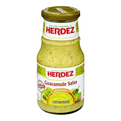 Herdez Guacamole Salsa 215g