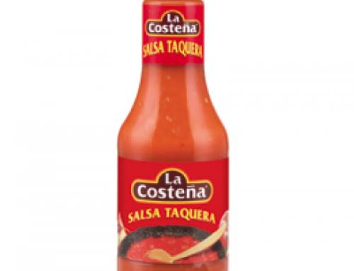 Salsa Taquera La Costeña 475ml