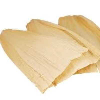 Corn husk for tamales