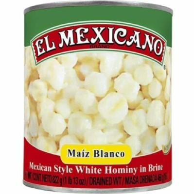 Hominy El Mexicano