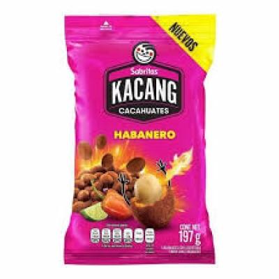 Kacang Habanero