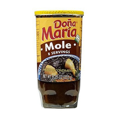 Red Mole Dona Maria