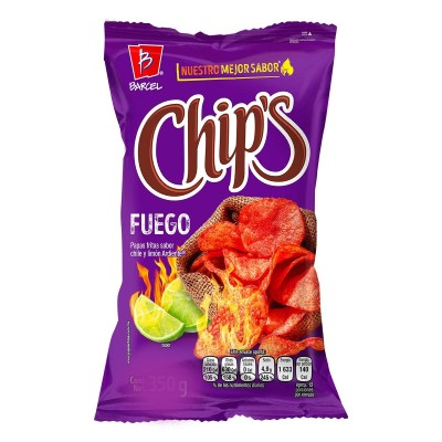 Chips Fuego 56g