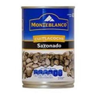 Cuitlacoche Monteblanco