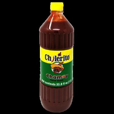 Chamoy salsa El Chilerito 1lt