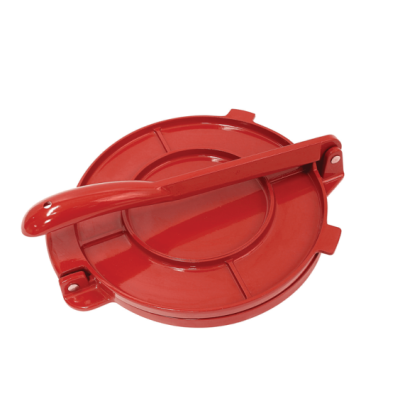 Tortilla press red 16cm