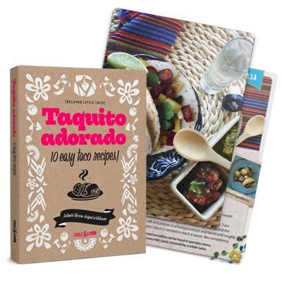 taquito adorado Book